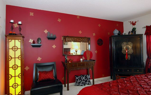 Red Chinese Interior Decor Essential Elements Of Style Home Check More At