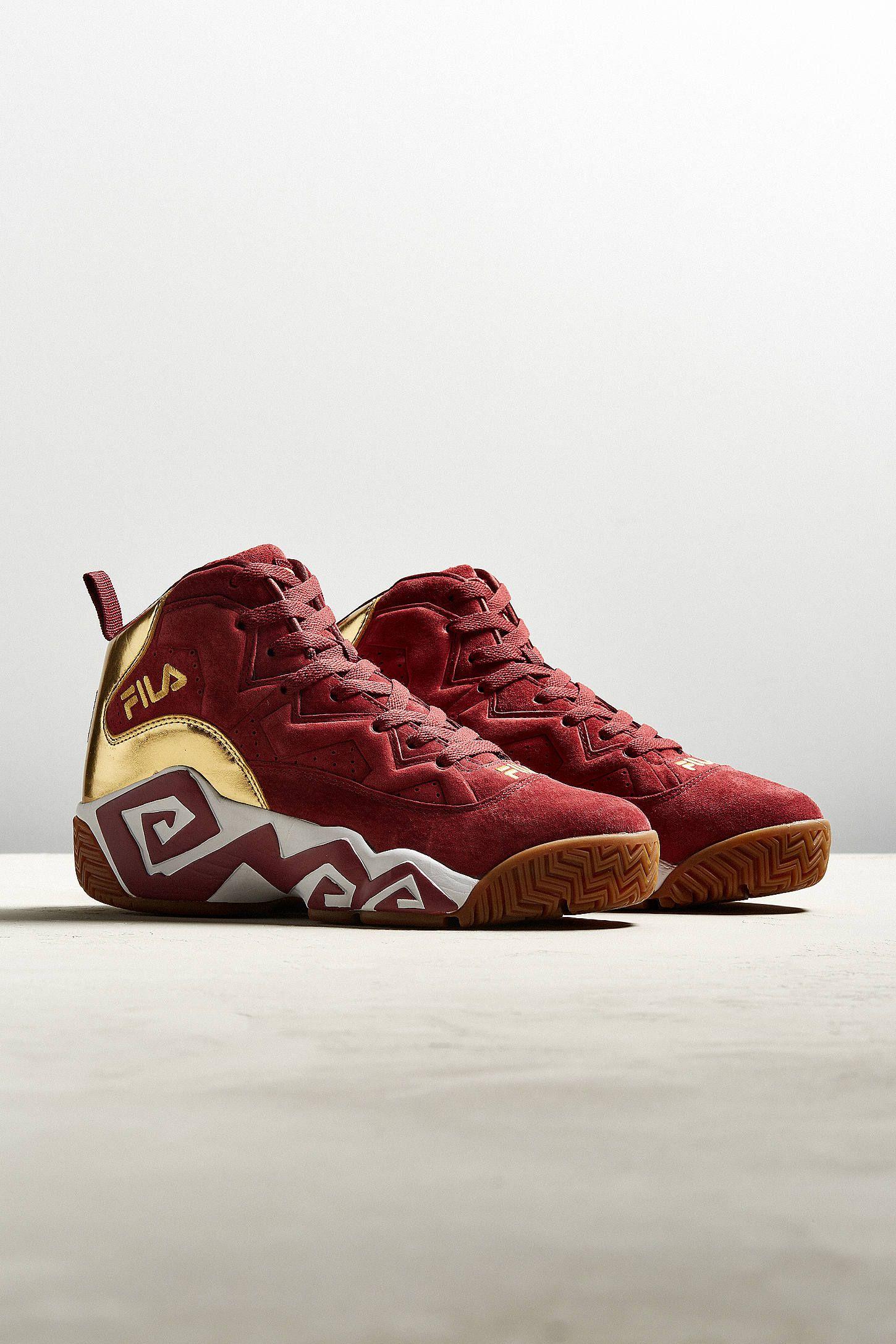 FILA MB Sneaker | Sneakers, Sneakers