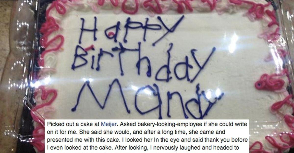 meijer birthday cake cookies