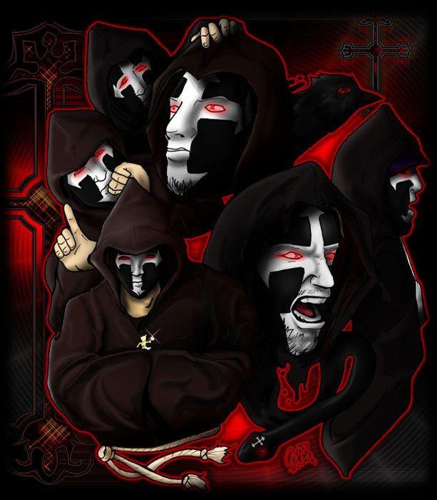 Icp Wallpaper: Dark Lotus Cartoon Image Picture