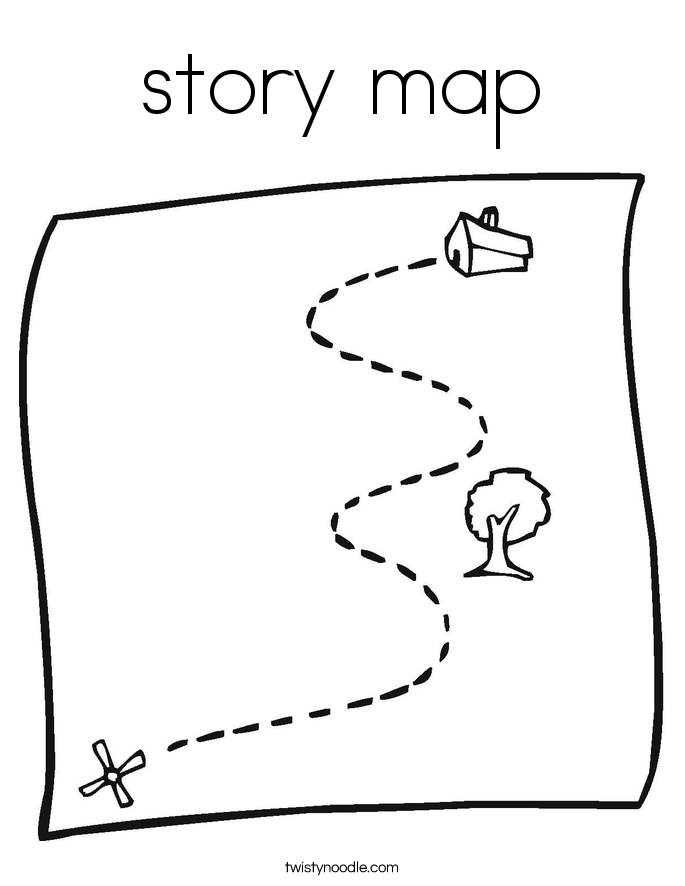 Maps for kids by Tabitha Looney on Sunday school kids