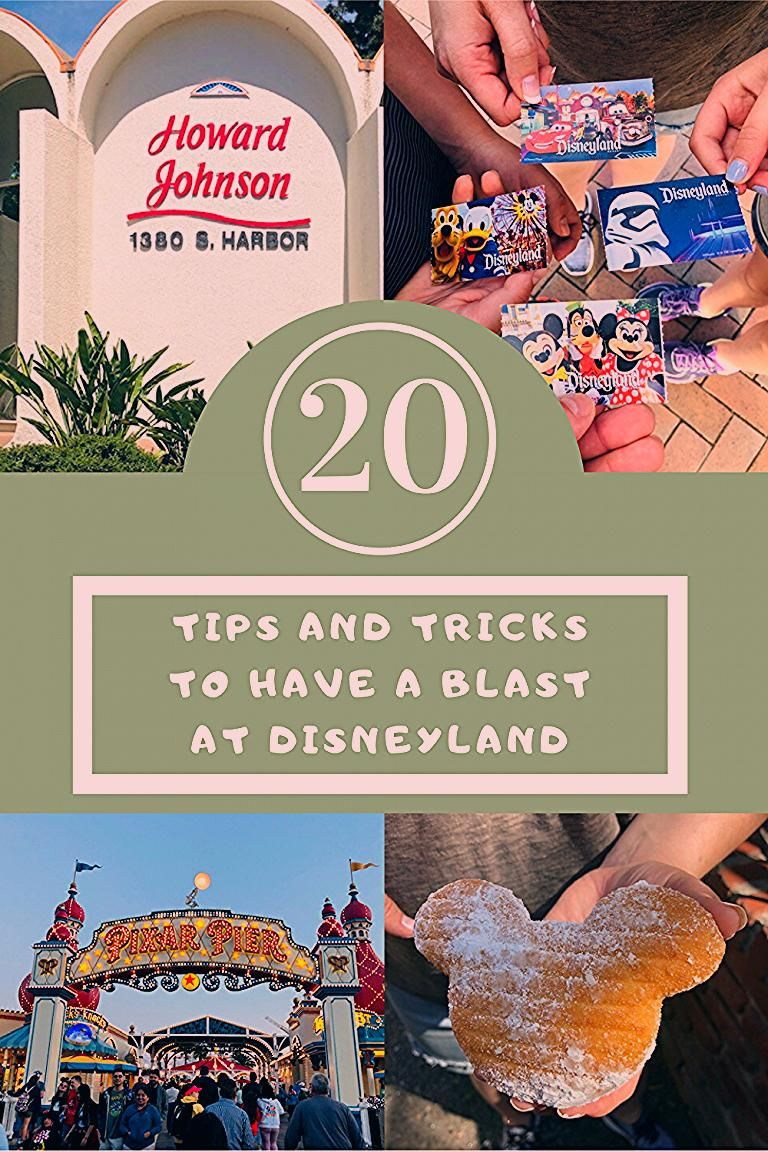 Photo of 20 Tips and Tricks to Have a Blast at Disneyland – Food Family and Chaos