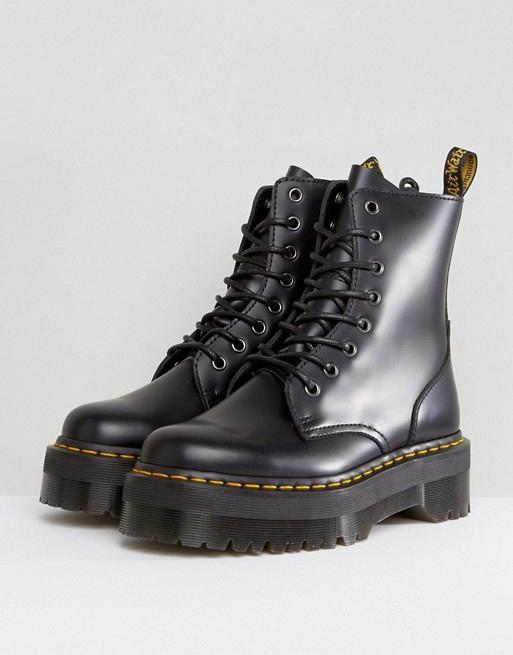 Dr Martens Jadon Flatform Chunky Boots