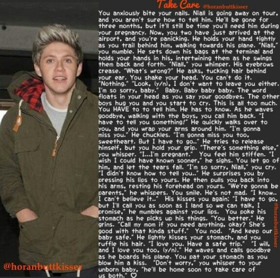 Niall imagine ^^^ SO SWEET!<<<<< wHY ISN'T THIS REAL LIFE?!?!?! <<< AWH NIALLER