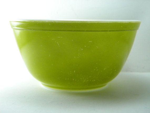 Spring Lime Pyrex Glass smoking Pipe