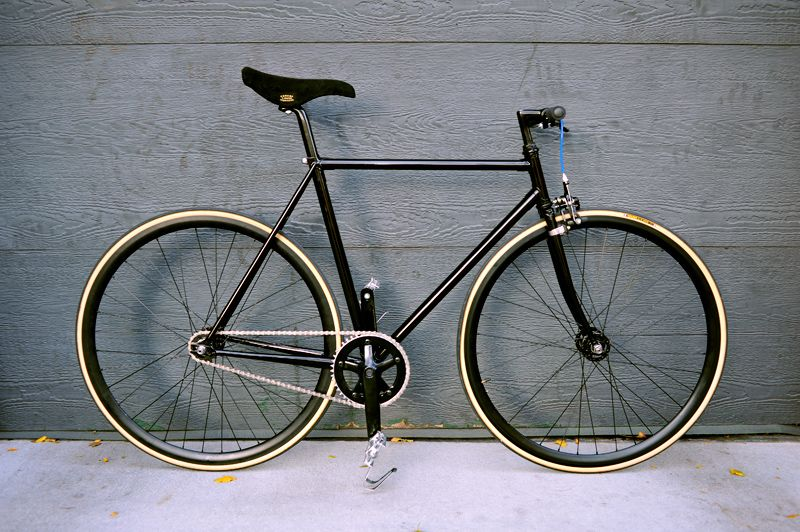 Bertelli Biciclette Assemblate New York City Mocciosa