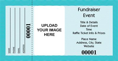 Design It Yourself Large Raffle Tickets Raffle Tickets Fundraising Tickets Custom Raffle Tickets