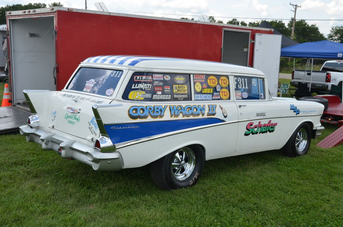 Meltdown Drags 2014 Awesome Stuff In The Pits 3 Drag Racing Cars