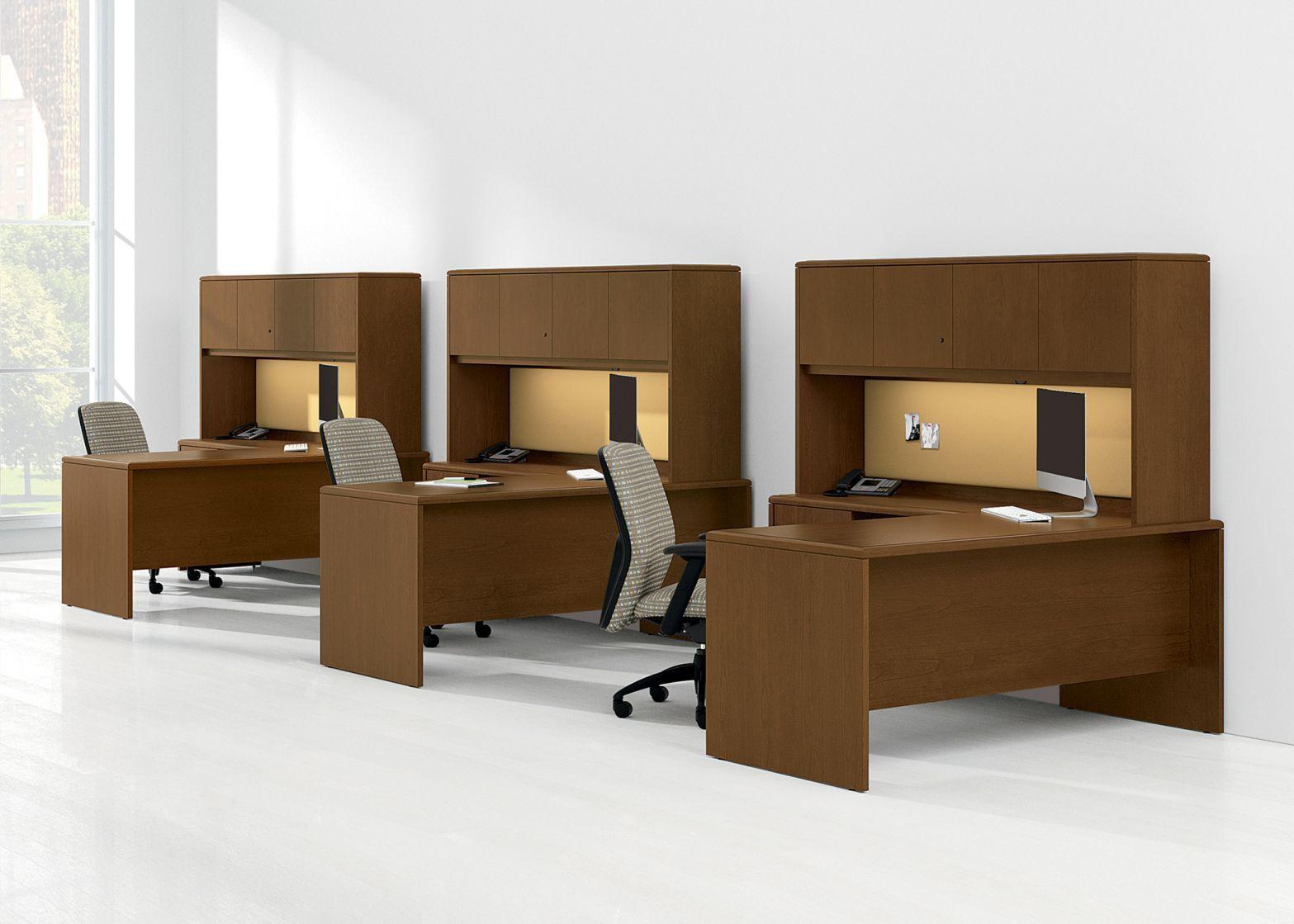 Image result for office furniture design in walnut finish