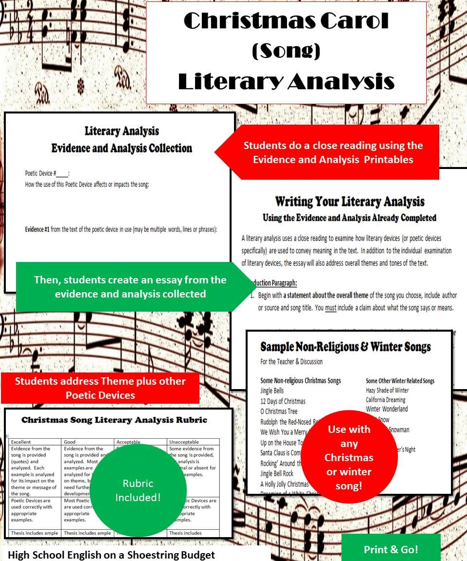 Christmas Carol Literary Analysis Step By Step Process  D7f13366c7e2085349fc86c6d78007af 310889180507207856. Christmas Essay In  English High