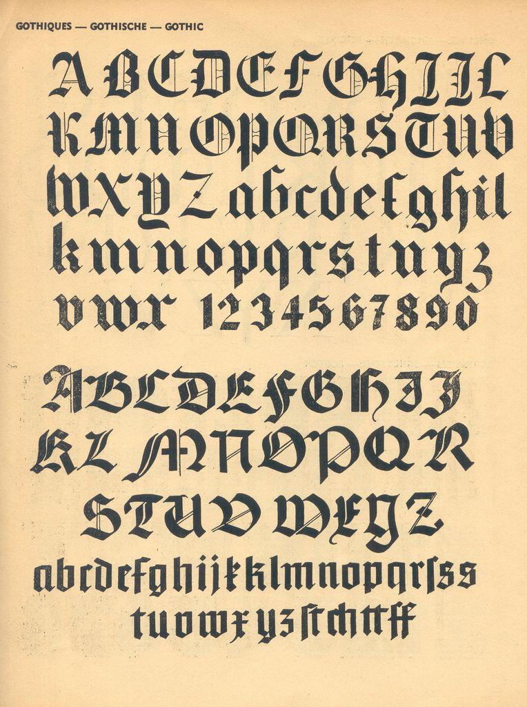 Explore Alphabet Type Design And More