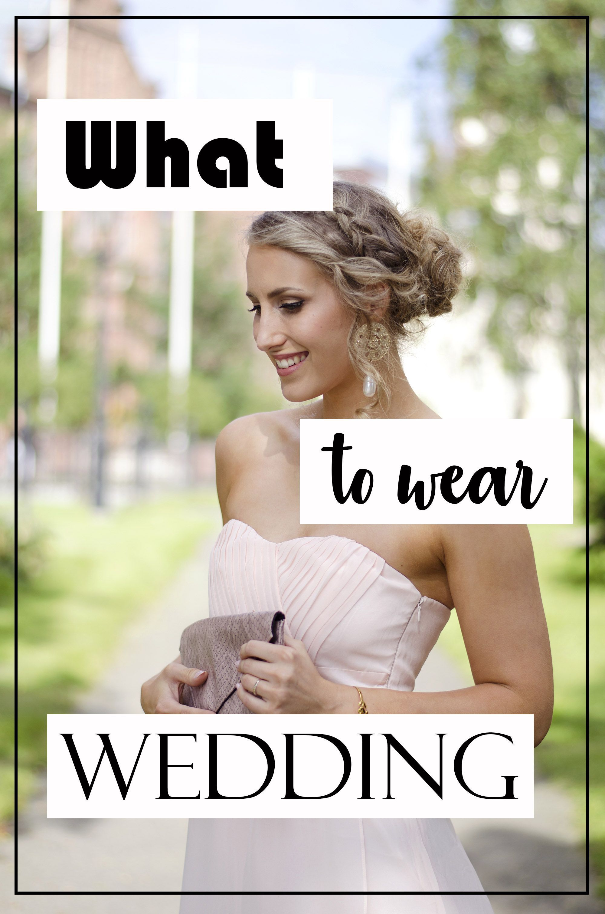 What to wear Wedding style guest baptisme styling tips