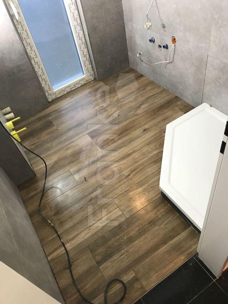 Fantastisch Holzoptik Im Badezimmer Ist Nicht Nur Mega Modern, Sonder Auch Super  Wandebar #bath #