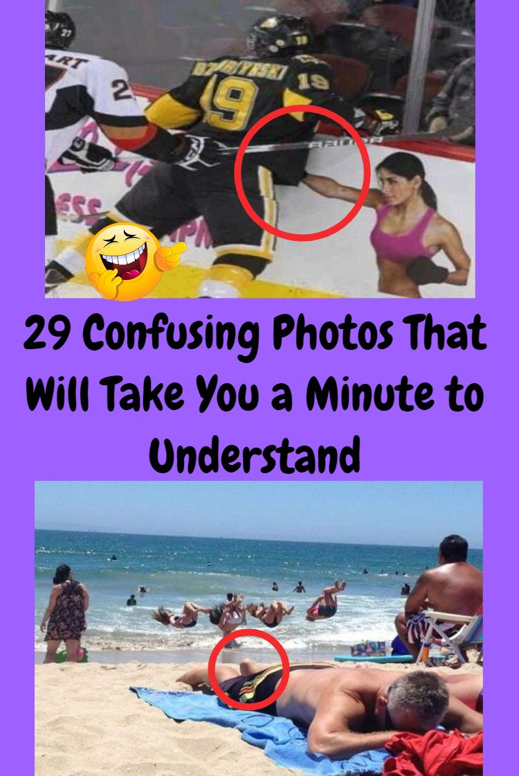 29 Confusing Photos That Will Take You A Minute To Understand Omg Wtf Bizarre Weird Weird Confused