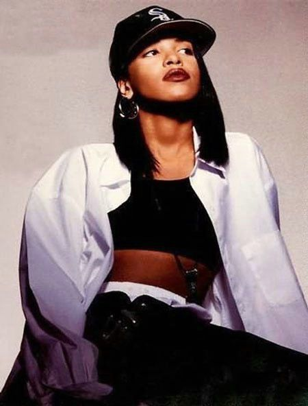 Aaliyah Dana Haughton she way ahead of her time