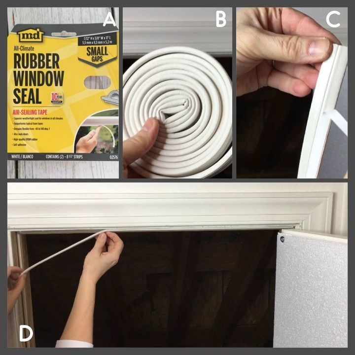 How to Insulate A Crawl Space/Attic Door images