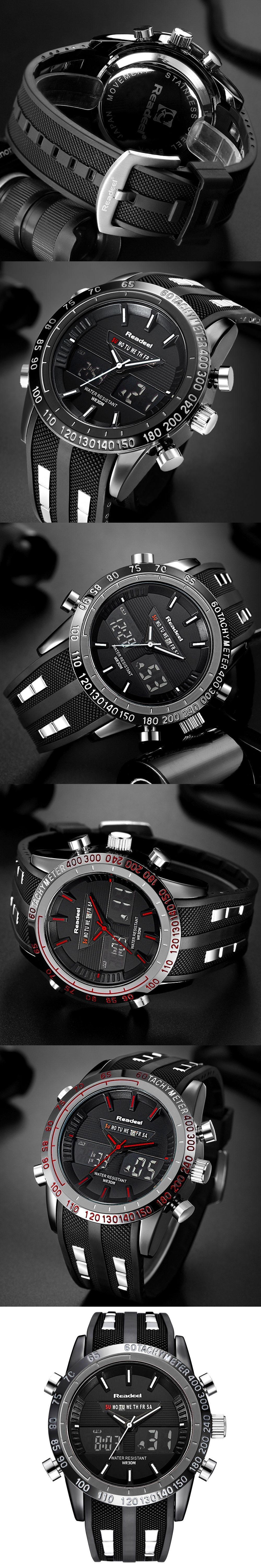 to life stainless in cool watches emporio wear waterproof style armani black steel