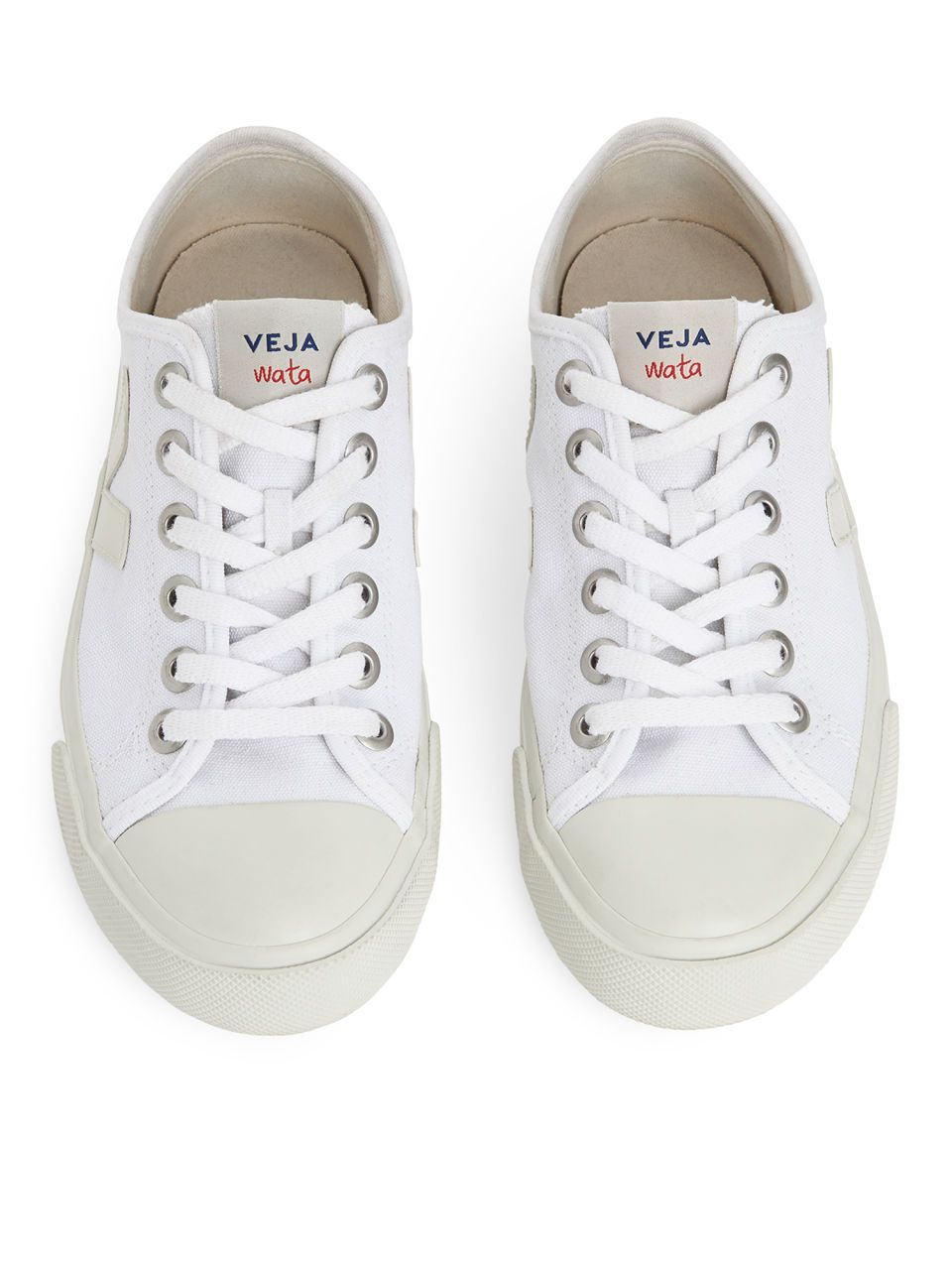 Veja Wata Trainers - White - Shoes
