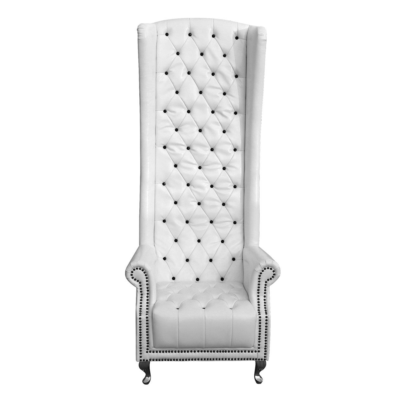 Wooden Highback White Chair Be2256 White High Back Diamante Leather Chair Modern Wingback Chairs Wingback Chairs For Sale Chair