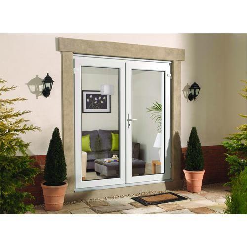 Wickes Upvc French Doors 4ft Part M Exterior French Doors Doors