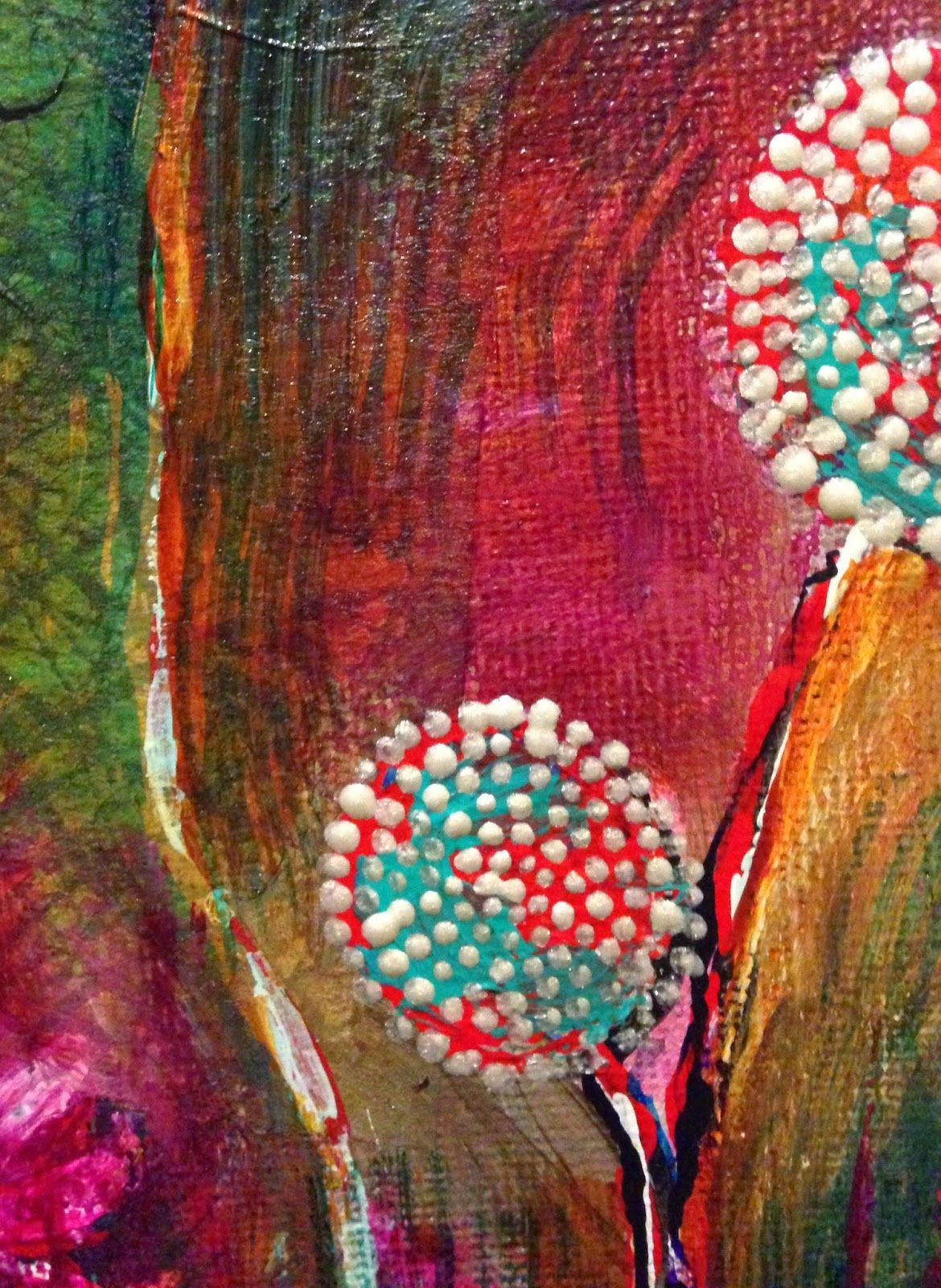 Meredith Mallin - A Story of Intuitive Painting