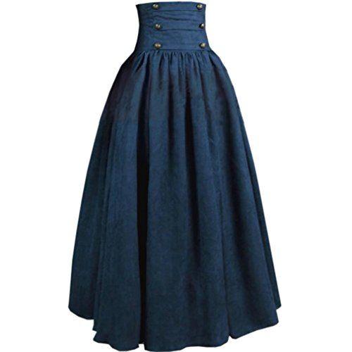 Partiss Damen Gorgeous Taillierte Hofgemaess Rock Punk Stil Ruffles Bodenlang Maxirock Viktorianische Kleider Lolita Rock Skirt Partiss http://www.amazon.de/dp/B017TRTR6O/ref=cm_sw_r_pi_dp_7zTqwb1DP42FA