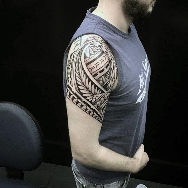 100 Maori Tattoo Designs For Men New Zealand Tribal Ink Ideas