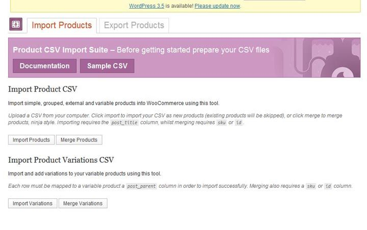 Woocommerce Product CSV Import Suite Nulled Free Download