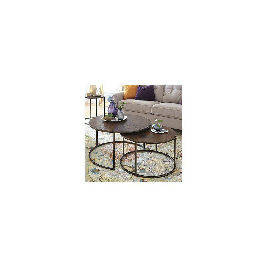 Hunsicker Coffee Table Coffee Table Round Coffee Table Coffee Table Setting [ 897 x 897 Pixel ]