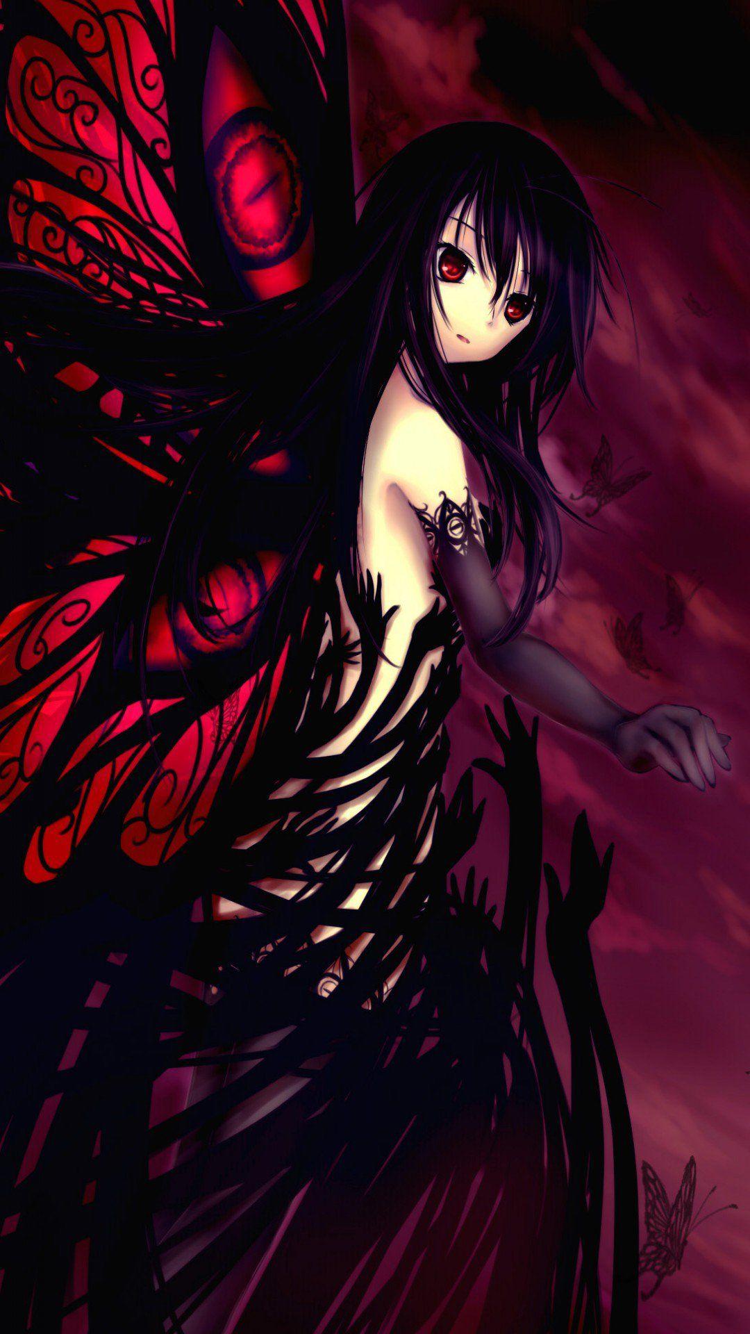 Anime Fairy Girl 물 세계