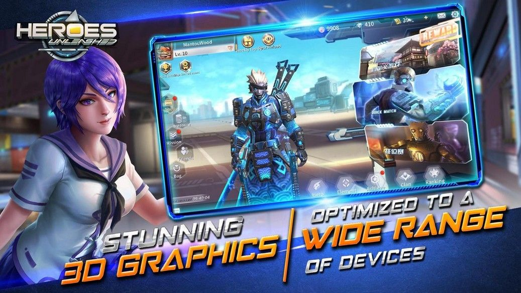 Let S Play Heroes Unleashed Apk For Android Free Download