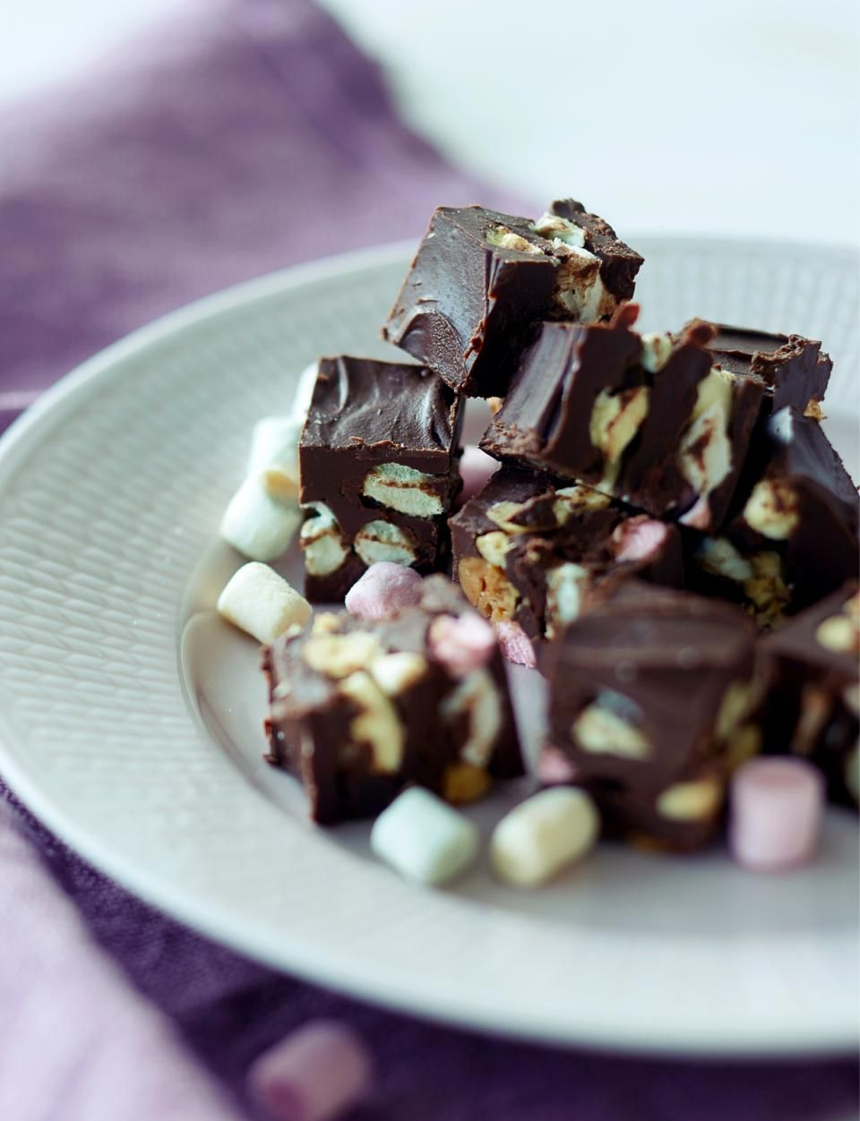 Rocky Road Resepti