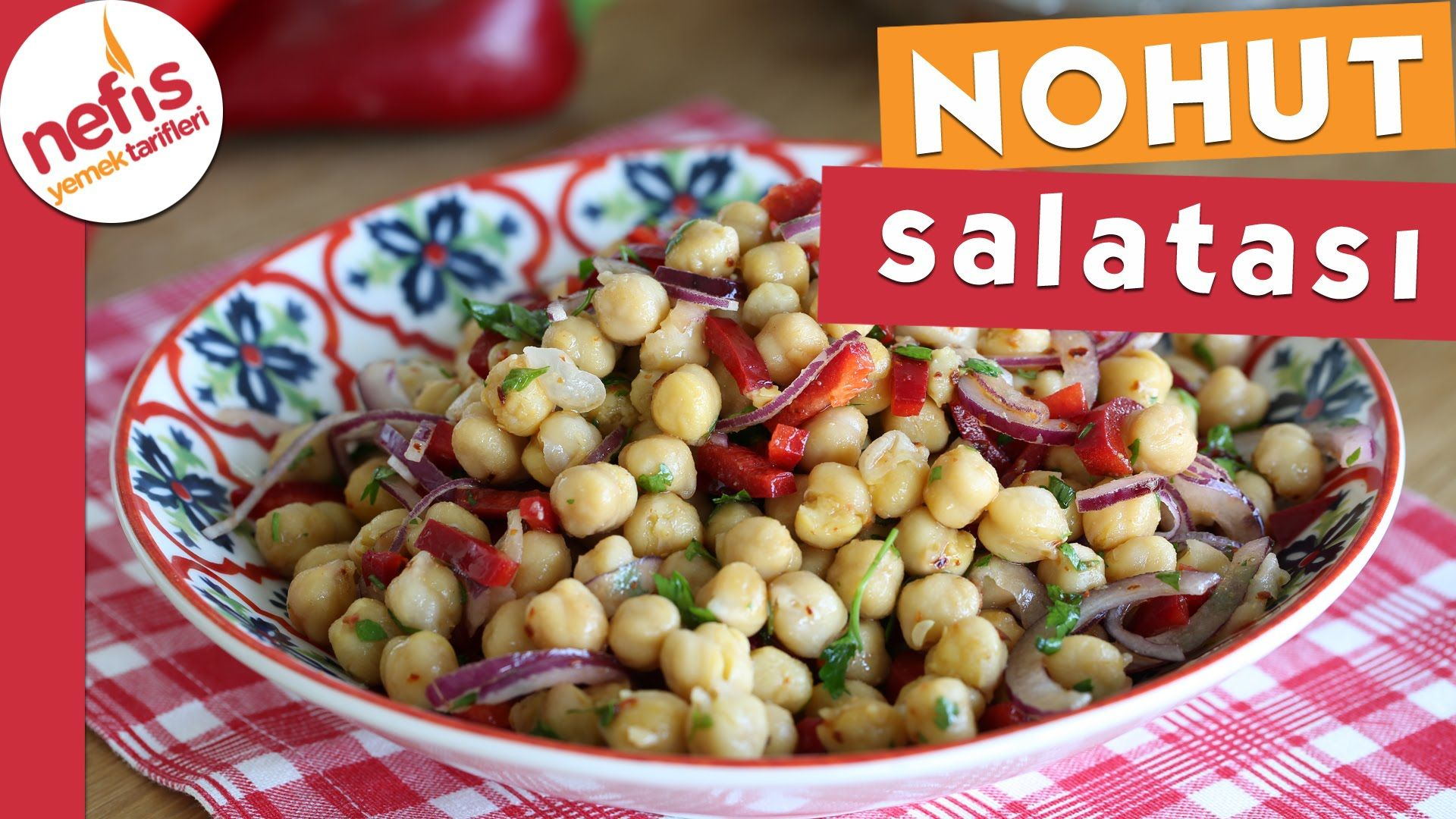 Buğday Salatası Nasıl Yapılır Videosu