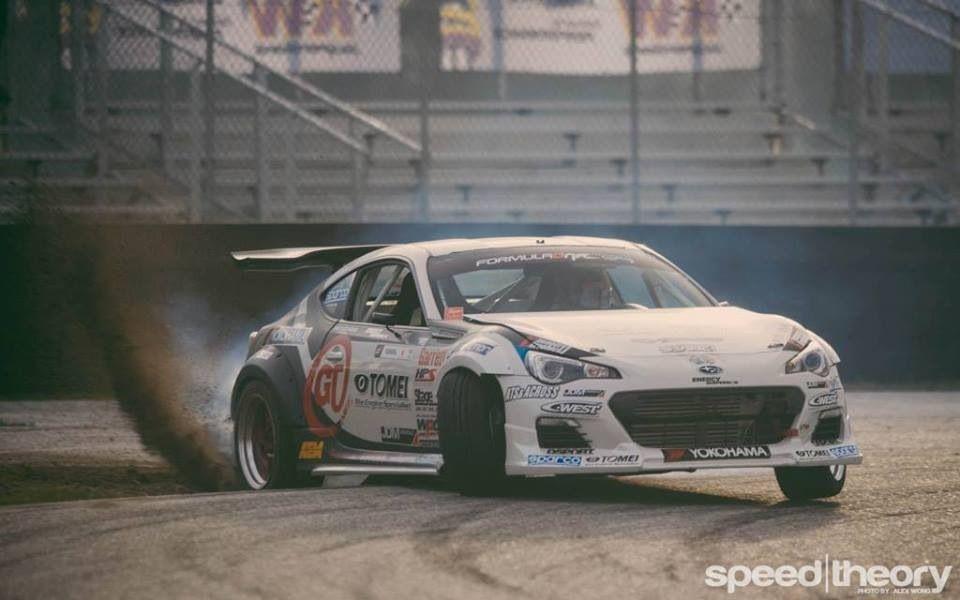 Subaru BRZ Drift