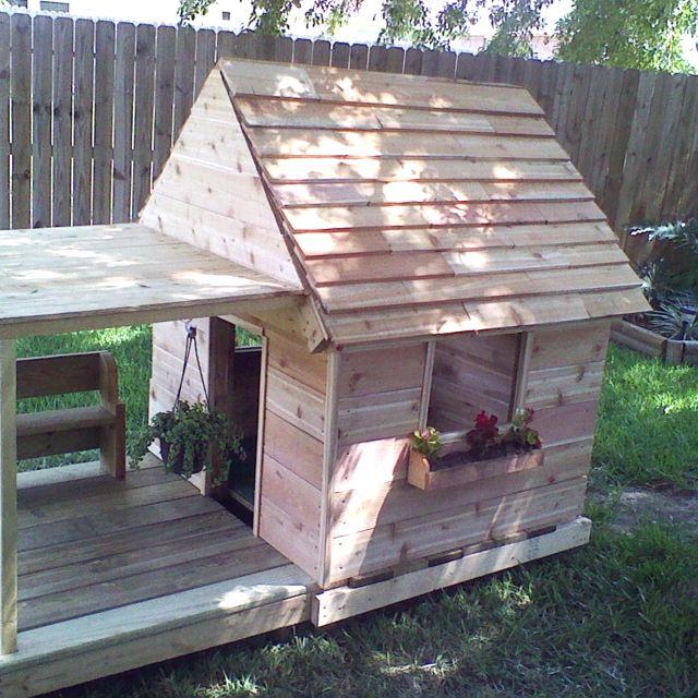 Dog House That My Dad Built Luxury Dog Kennels Luxury Dog House
