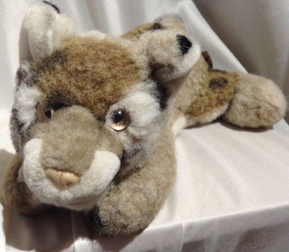 Predownload: Aurora Baby Gold Eyes Leopard Bob Cat Lynx Bean Bag Pellets Plush Stuffed Animal Aurora Plush Stuffed Animals Animals Teddy Bear [ 870 x 1000 Pixel ]