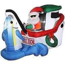 Inflatable Christmas decorations shark tank