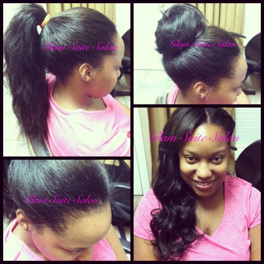 Sew In Hairstyles Long Hair Sew In Weave Google Search Hair Styles Pinterest Sew