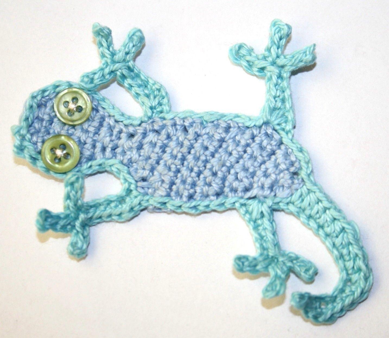 Ravelry: Gecko pattern by Ellie Skene | 1243x1433