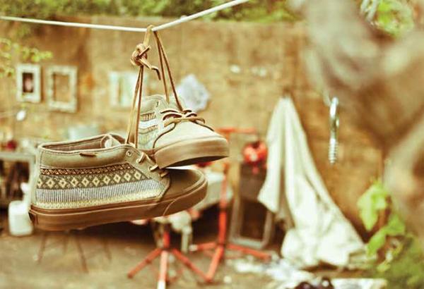 Sneakers: Vans California Chukka Boot — Men