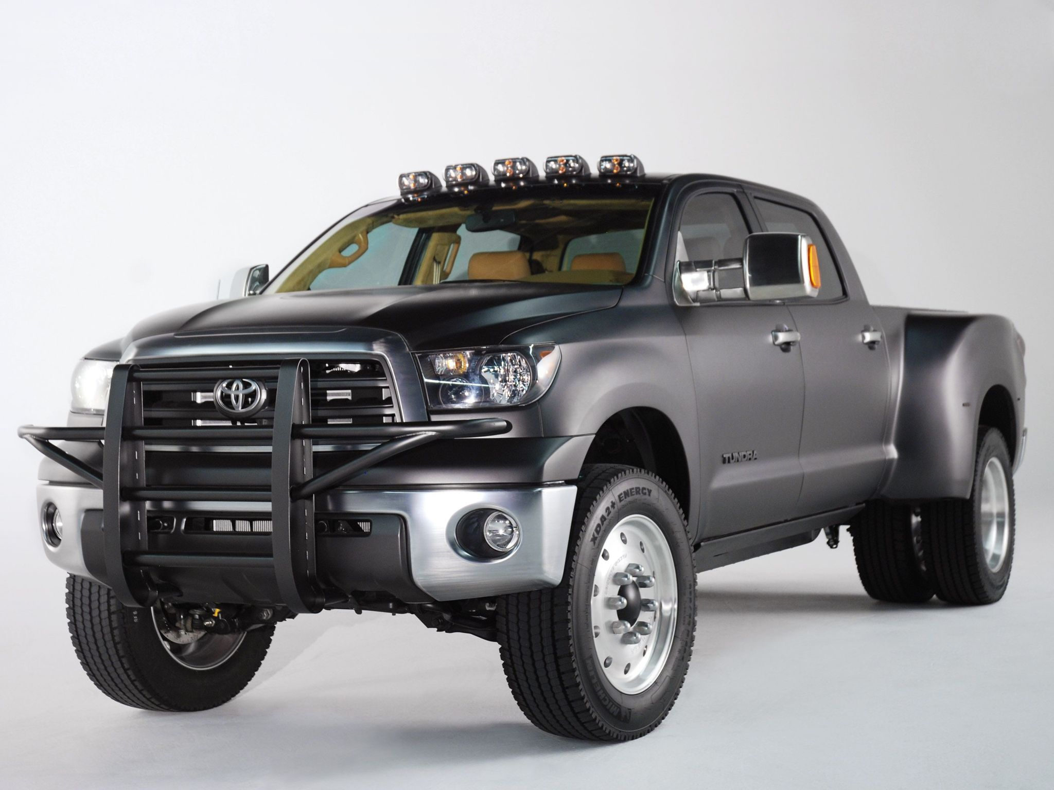 Toyota Tundra Dually Diesel Concept the iest truck
