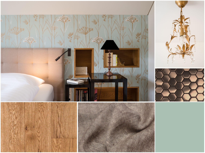 Moodboard Schlafzimmer // Armellini Design Planung Und Ausführung