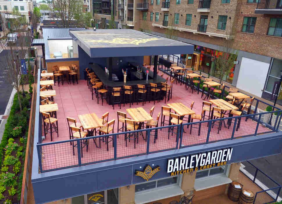 The 26 Best Beer Gardens In America Best Rooftop Bars Beer Garden Rooftop Bar