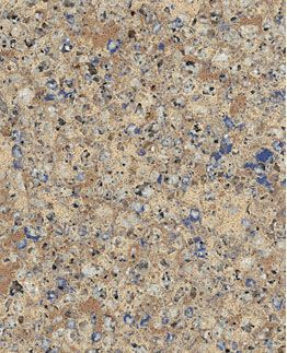 Closeup Of Blue Sahara Quartz Countertop Quartz Kitchen