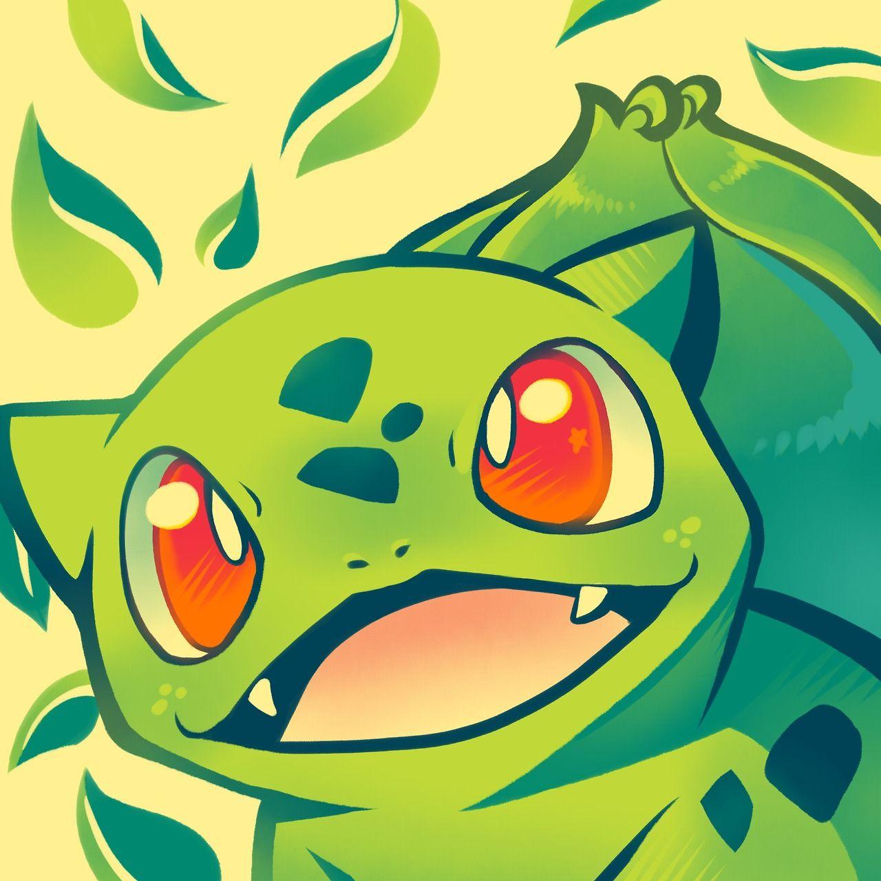 Most Adorable Bulbasaur Pokemon Pinterest Pokémon Bulbasaur