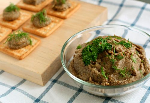 Pashtet Iz Govyazhej Pecheni Luchshie Recepty Kak Prigotovit Vkusnyj Eda Kulinariya Govyazhya Pechen