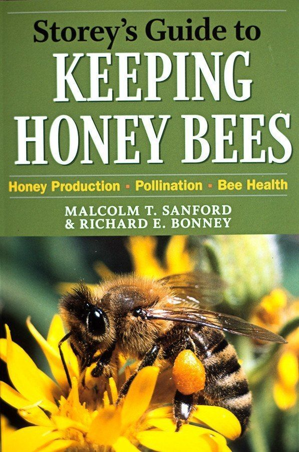 Storey\'s guide to keeping honey bees | Apicultura, Abeja y Aventura