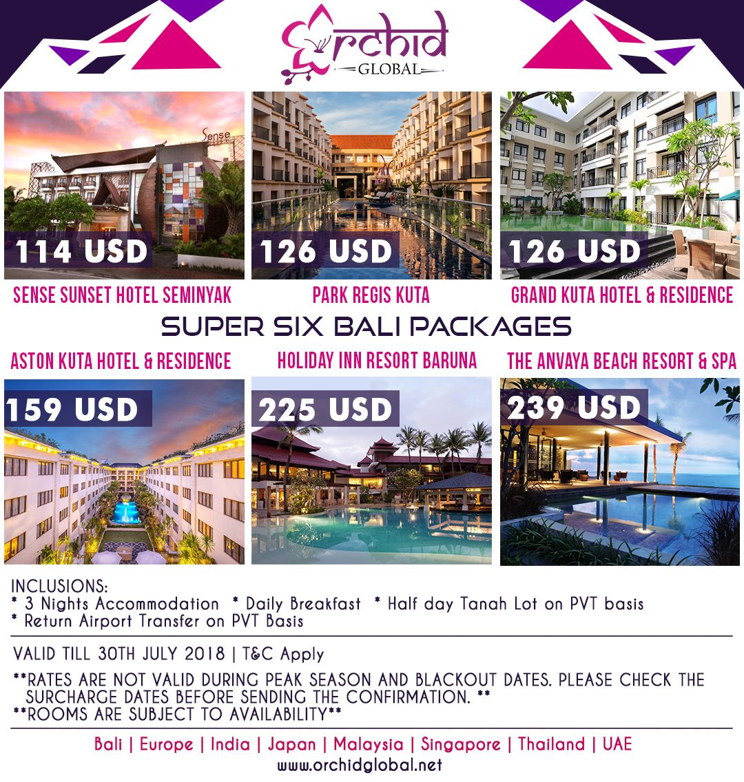 Experience Eastern Europe To Know More About Our Products Login Voucher Hotel Park Regis Kuta Orchidglobalnet Orchidglobal Easterneurope Lovet