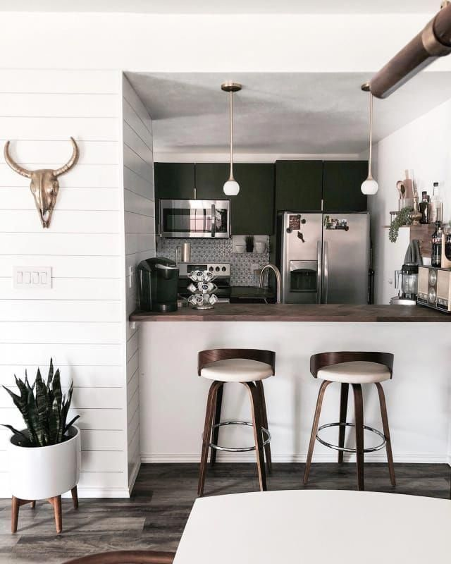 16 Sophisticated Rustic Living Room Designs You Won T Turn: Remodeling Ideas In A Scandi Boho Dallas Condo Reno