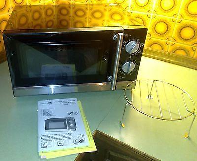 Gebrauchte Switchon Kaufland Mikrowelle Mit Grillfunktion 800